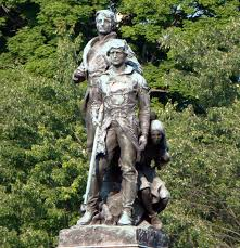 lewis clark expedition s hunter s american heroes blog statue in charlottesville