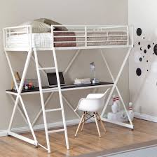 walmart bunk bed with desk bunk beds desk