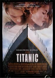 Resultado de imagen de titanic 1997