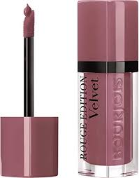 <b>Bourjois Rouge Edition Velvet</b> Liquid Lipstick 7 Nude–Ist Nudes, 6.7ml