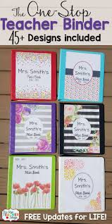 17 best ideas about teacher stuff teacher school editable teacher binder updates for life teacher planner organizer