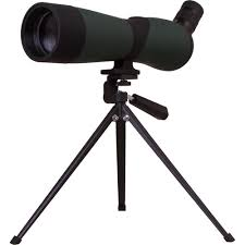 <b>Levenhuk Blaze BASE 60</b> 20-60x60 Spotting Scope 72097 B&H Photo