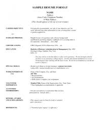resume template 24 cover letter for best format teachers 93 amusing the best resume format template