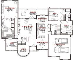Single Story Bedroom House Plans  Story Bedroom