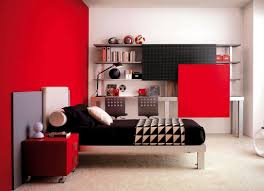Red Wall Living Room Decorating Living Room Interior Colors Red Wall Decoration Design Ideas Idolza