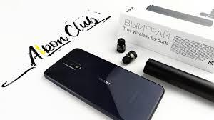 Распаковка беспроводной стерео гарнитуры <b>Nokia True Wireless</b> ...