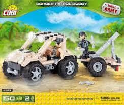 Конструктор COBI 2363 Border Patrol Buggy - Bricker
