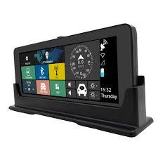"Car GPS Navigation DVR Camera 4G WIFI 6.86"" Android 5.1 ..."