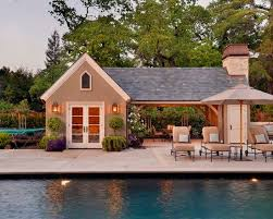 b6034d89a76eb37d844b9eace7cc7559 pool houses guesthouse 25 best ideas about pool house designs on pinterest pool houses on pool guest house designs