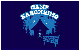 Image result for camp nanowrimo badge