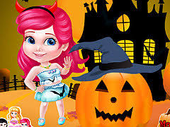<b>Halloween Pumpkin</b> Decor - free online game