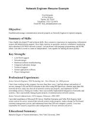 doc site engineer resume samples network engineer cv resume examples resume objective engineering resume objective