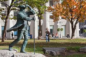 should you go to college in money quebec province montreal the park of mcgill university in autumn bronze