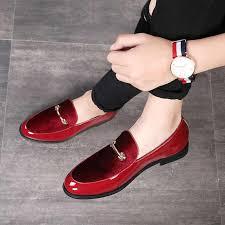<b>LAISUMK</b> Full Shining PVC Bricks Decoration Mens Formal Dress ...