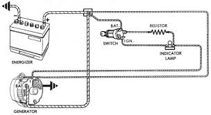 charging alternator wiring diagram the wiring 1989 ford mustang alternator wiring diagram 1968 coil source alternator trouble shooting