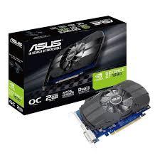 ≡ <b>Видеокарта ASUS GeForce GT</b> 1030 2GB GDDR5 OC (PH ...