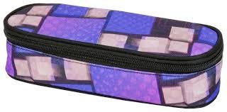 Купить <b>Mag Taller Пенал</b>-<b>косметичка</b> Case Square фиолетовый ...