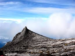 Gunung Kinabalu Adalah Bekas Gunung Berapi
