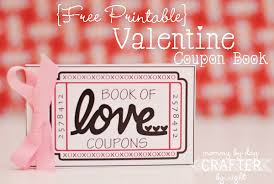 Mommy by day Crafter by night: {Free Printable} Valentine Coupon Book {Free Printable} Valentine Coupon Book
