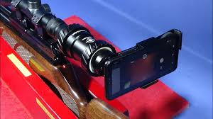 BESTSIGHT <b>Rifle Scope</b> Cell Phone Camera Mount <b>Adapter</b> Fitting ...