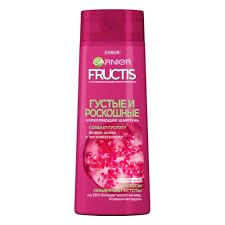 <b>Шампунь GARNIER Fructis</b> Густые и роскошные <b>укрепляющий</b> ...