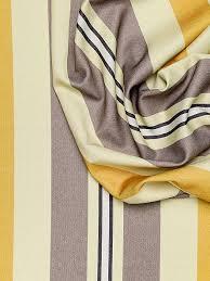 Купить комплект штор «Лайнас» бежевый, желтый/золото по ...