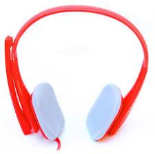 Наушники с микрофоном CROWN CMH-941 red - Форте-ВД