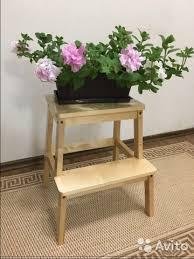 <b>Подставка для цветов</b> табурет <b>стремянка</b> купить в Санкт ...