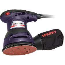Отзывы о Эксцентриковая <b>шлифовальная машина Sparky</b> EX-125E