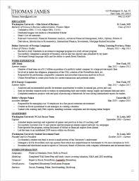 wso investment banking resume template for college stud investment banking resume format