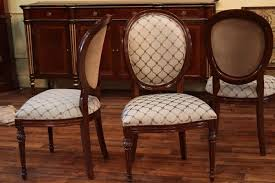 round back dining chairs good looking of classical french dining chairs models diningroom