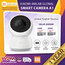 [<b>Global Version</b>] Mi <b>IMILAB</b> A1 Smart Security Camera Baby Monitor ...