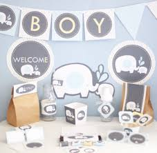 boy themes showers elephant baby shower decorations for boy baby shower elephant theme id