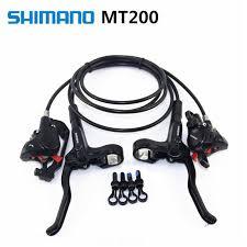 SHIMANO BL-M505+M446 Hydraulic Disc <b>Brake Bicycle Brake MTB</b> ...