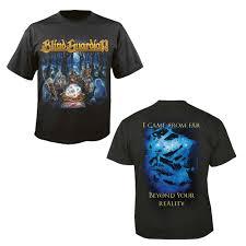 Somewhere Far Beyond Classic   T-Shirt - Blabbermouth