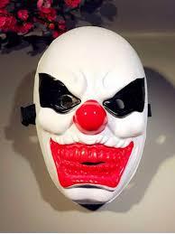 [38% OFF] <b>Halloween Devil Clown Smile</b> Face Mask | Rosegal