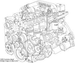 cummins liter and liter inline six cylinder diesel engines 1989 cummins diesel engine
