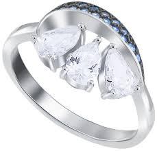 Серебряное кольцо <b>Silver Wings</b> 21HYS722GA-183 с кубическим ...