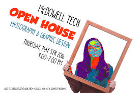 mtcc graphics and photography student open house photographic open house poster 2016