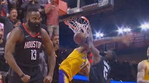 James Harden DESTROYS JaVale McGee With Dunk Shocking ...