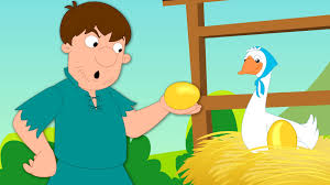 Image result for the golden goose story