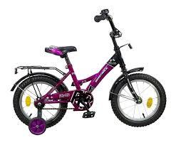 """Велосипед <b>NOVATRACK URBAN 14</b>"""", (черн, синий, красн ..."""