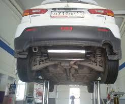 <b>Двойная выхлопная система</b> и др. — Mitsubishi ASX, 2.0 л., 2010 ...