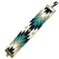 Sunday Morning Handwoven Bracelet | Hand weaving, Beaded ...
