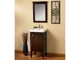 ampquot ampquot kitchen sink dcor design melton ampquot double sink bathroom vanity set with mirror