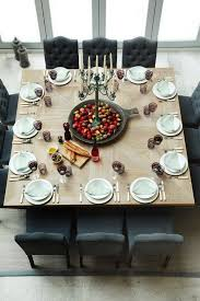 dining room tables chairs square: large square dining room table im all about an equatable where there is