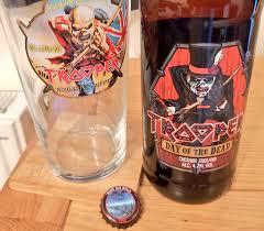 TROOPER - Premium British Beer created by <b>Iron Maiden</b>, brewed ...