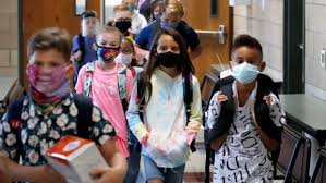 Schools might <b>be the best</b> place to teach mask culture — and fight ...