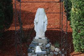 statues at burlington catholic church vandalized burlington police responded tuesday morning to st margaret parish located at 111 winn st for a report of vandalism upon arrival detective thomas