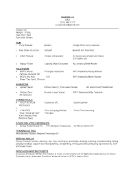 resume beginner resume beginner resume images full size